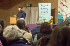Richard Whiting reading The Nightingales Nest by John Clare