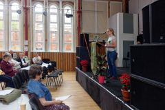Debbie Wargate - Felixstowe Café Poets