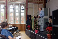 Brian Cutler - Felixstowe Café Poets