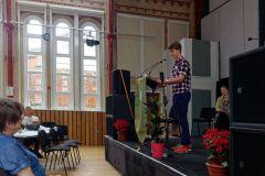 Alfie Davis - Felixstowe Café Poets
