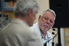 Terry Waite CBE In Conversation with Lord Phillips of Sudbury