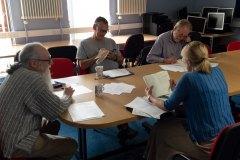 Derek Adams workshop on writing to commission
