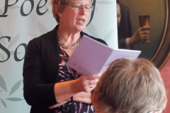 Ann Knox Whittet reading 82 Not Out (commended)