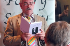 David Simpson reading Casa Cuseni (commended)