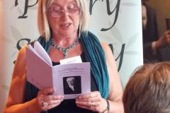 Angela Locke reading Green Jell-O (commended)