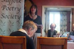 Caroline Gilfillan reading Christinas World (1st Prize)