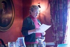Harriet Thistlethwaite, Crabbe Secretary, introducing