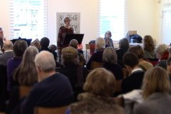 Carol Bleiker singing Naheeds Persian Garden