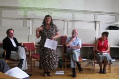 Clare Crossman on meeting Sorley MacLean