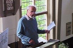 Martin Hayden reading 'Hammerklavier Sonata'