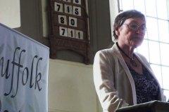 Sylvia Fairley reading 'La Mer'