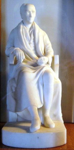 George Crabbe statuette