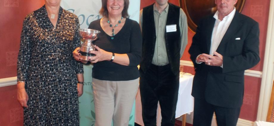 Crabbe Awards 2012