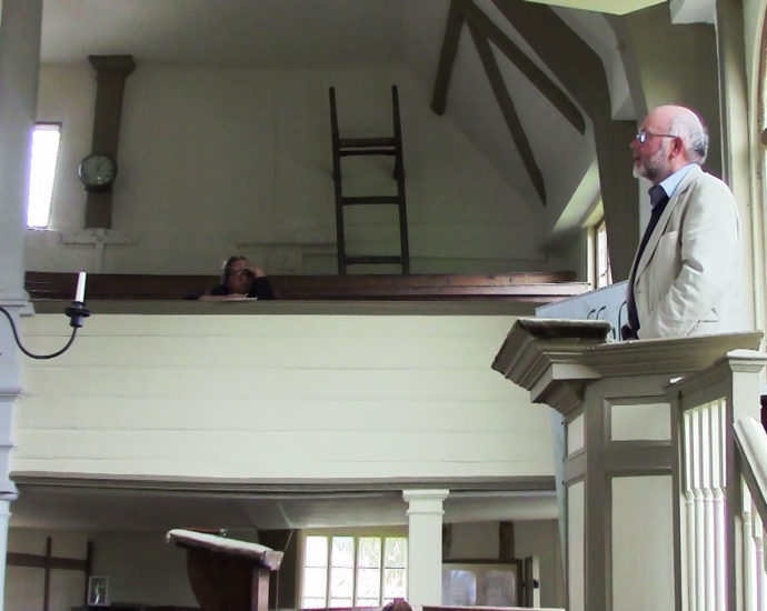 Cameron Hawke Smith at Walpole Old Chapel