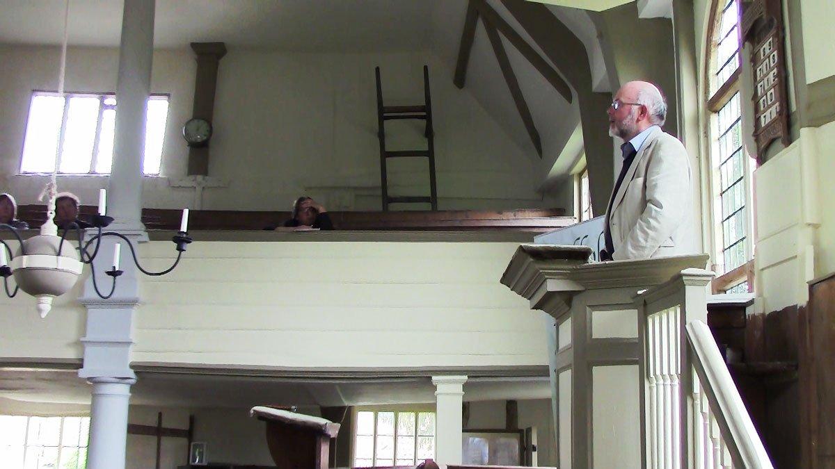 Cameron Hawke Smith at Walpole Old Chapel