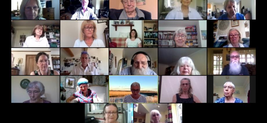 Virtual Walpole 2020